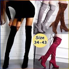 Plus Size, fashionbootsforwomen, tallboot, kneehighbootswomen