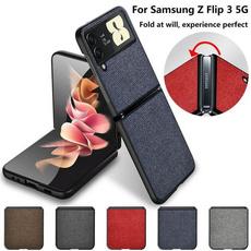 case, foldingscreenprotective, slim, samsunggalaxyzflip35gcase