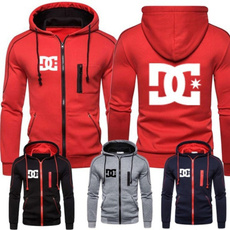 sportjacket, Winter, sweater coat, zipperjacket