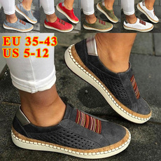 casual shoes, Fashion, Plus Size, shoes for womens