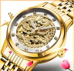 skeletondialwatch, christmagiftideasforher, Jewelry, Phoenix