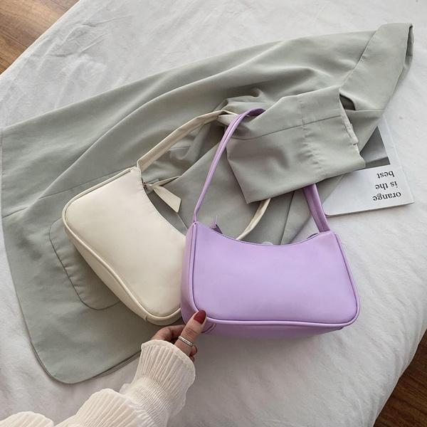 Shoulder Bags, Design, Fashion, Handbags