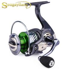 Steel, spinningreel, spinningfishingreel, Aluminum