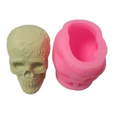 mould, polymer, soapmold, skull