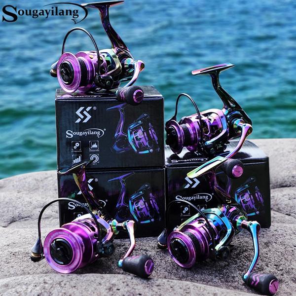 spinningreel, carpfishingreel, Colorful, spinningfishingreel