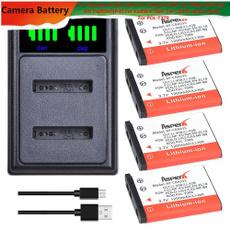Batteries, led, cameranikon, li42b