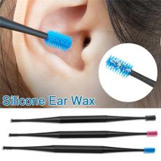 spiralearplug, earwax, earplug, earpick