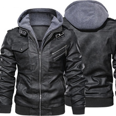 bikerjacket, Fashion, Spring/Autumn, Zip