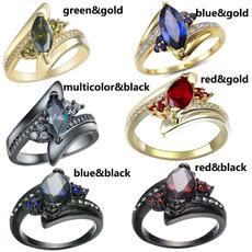 Blues, DIAMOND, zirconring, Crystal Jewelry