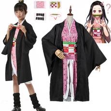 Cosplay, Wigs cosplay, Anime Cosplay, Demon