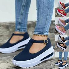 casual shoes, wedge, shakeshoe, Sandalias