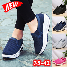 casual shoes, Plus Size, shoes for womens, Casual Sneakers