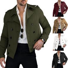autumnwinter, slim, trenchcoatformen, Coat