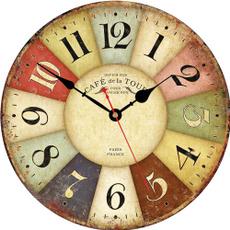 livingroomwatch, Home Decor, Clock, Home & Living
