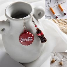 Fashion, punk earring, Cigarettes, Tea
