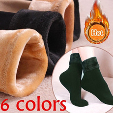 Home & Kitchen, warmfloorsock, womensock, Cotton