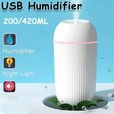 lights, usbairpurifier, usb, minihumidifier