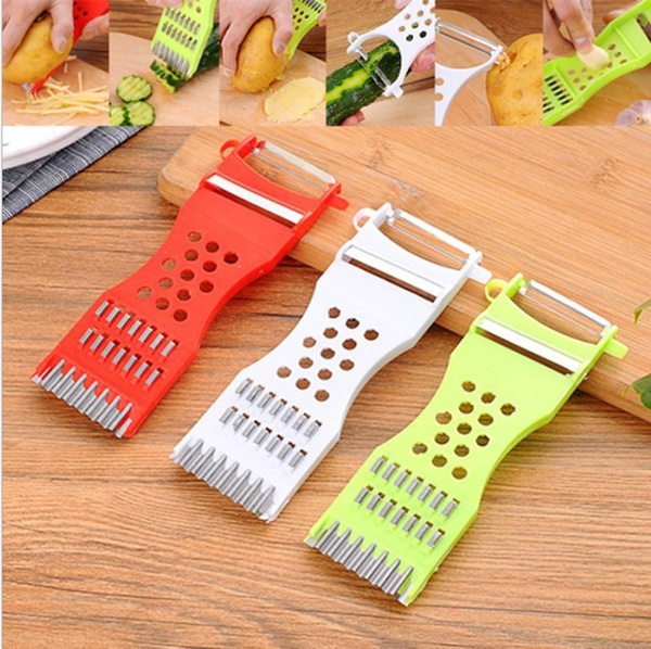 Kitchen & Dining, grater, vegetablepeeler, multifunctionalparingknife