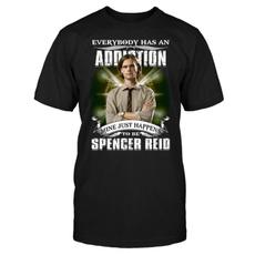 spencerreid, Funny T Shirt, Cotton Shirt, men women