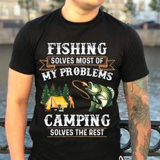 Fashion, Shirt, camping, Fitness