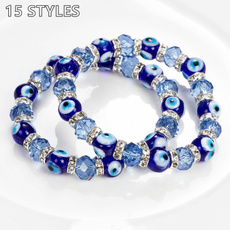 Blues, Crystal Bracelet, Fashion, Jewelry