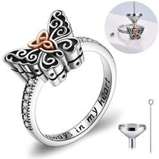 Sterling, butterfly, Celtic, Jewelry