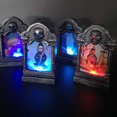 halloweenlamp, light up, gravestonelamp, halloweenpartydecor