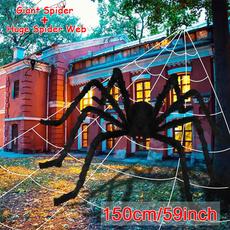 spidertoy, ghost, Decor, giantspider