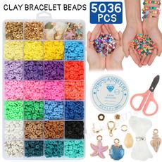 braceletmakingkit, polymer, diyjewelry, Bead