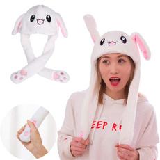 cute, bunnyhatwithear, Fashion, funnytoy