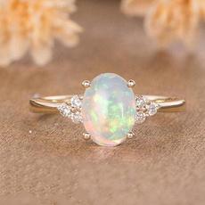 fireopalring, goldringsforwomen, wedding ring, Family
