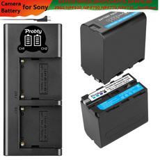 npf7505200mahbatterie, npf750usb, Battery, charger