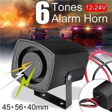 alertsiren, warninghorn, sirenenalarm, Cars