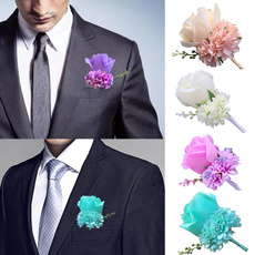 groomcorsage, boutonniere, Jewelry, Wedding Accessories