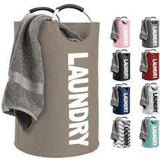 laundrybasket, Storage & Organization, laundryhamperbasket, dirtyclothesbasket