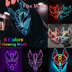 party, Cosplay, performance, glowmask
