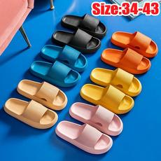 Summer, Bathroom, Sandals, Platform Shoes