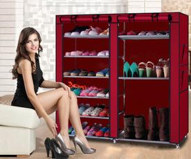 shoeorganizer, Closet, Gray, Home Organization