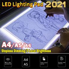 Box, led, Tablets, lights