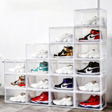 Box, Sneakers, shoeboxorganizer, Storage