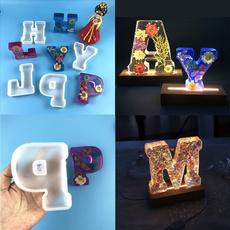 Craft, alphabetmold, art, Jewelry
