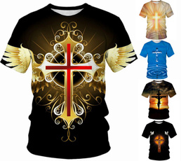 men shirt, Fashion, Christian, jesus