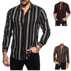 stripedt0shirt, Collar, Fashion, Shirt