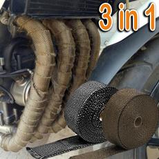 exhaust, heatinsulationwrap, Equipment, downpipe