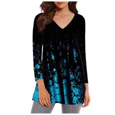 Fashion, Long Sleeve, Shirt, T Shirts