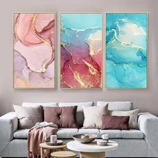 pink, canvaswallart, posters & prints, Wall Art