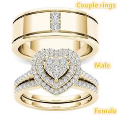 ringsformen, 925 sterling silver, gold, Engagement Ring