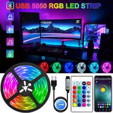 led, usb, TV, lights
