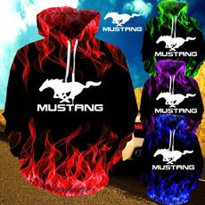 Fleece, hooded, Spring/Autumn, menjacketscoat