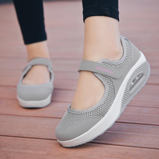 Summer, Sneakers, Woman, Breathable